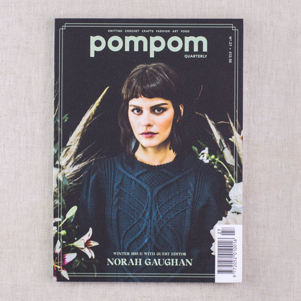 Pom Pom Quarterly Winter 2018