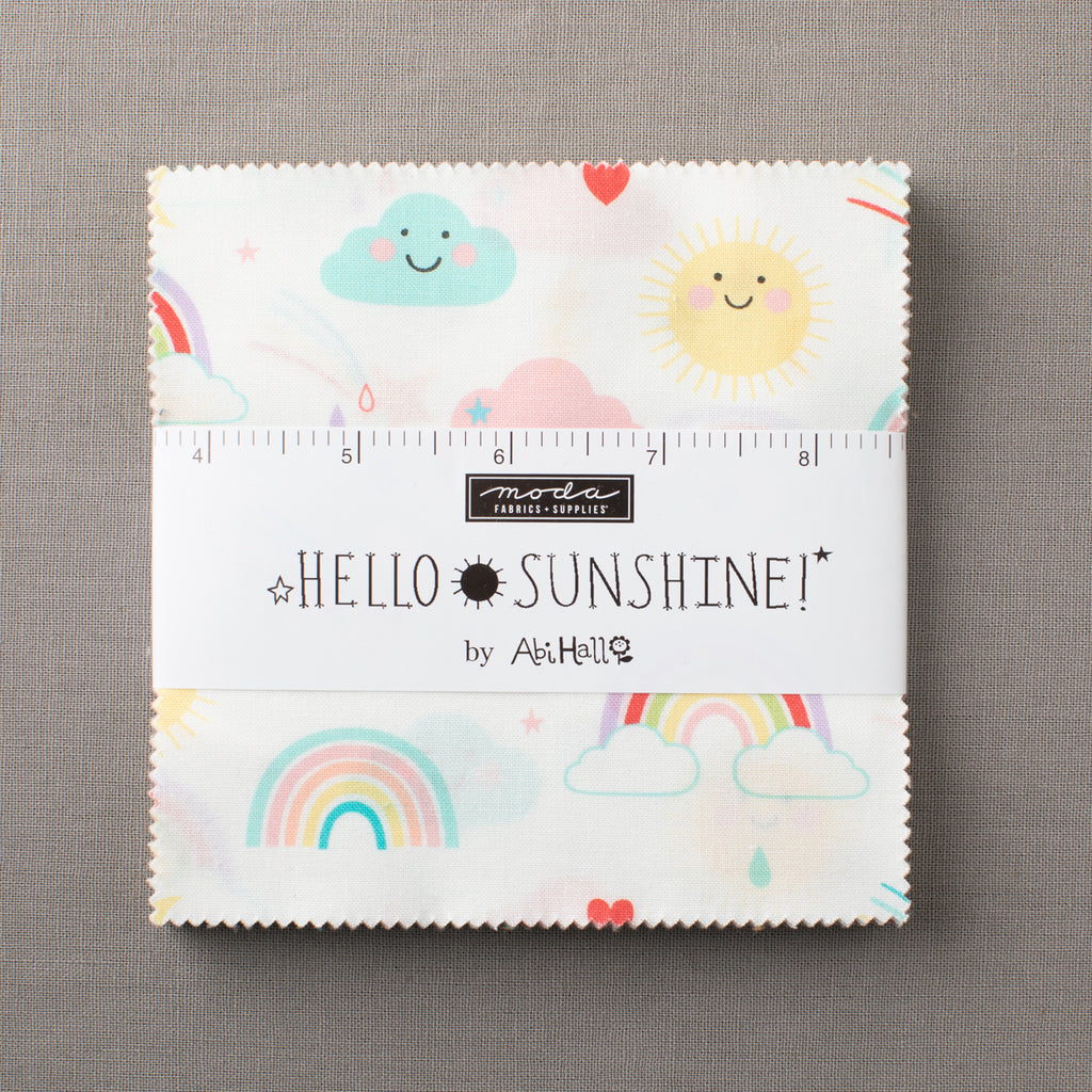 Hello Sunshine Charm Pack