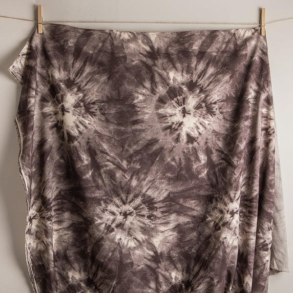 Tie Dye Graphic Cotton Lawn
