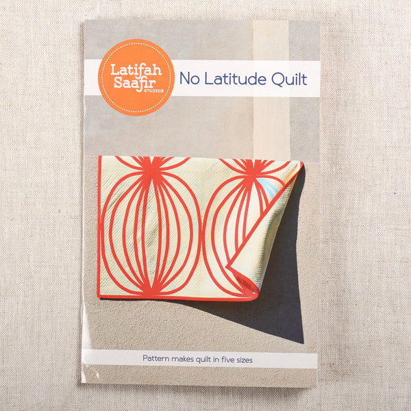 No Latitude Quilt Pattern