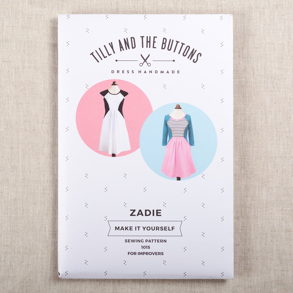 Zadie Sewing Pattern