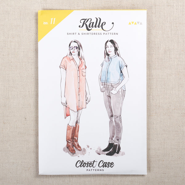 Kalle Shirt & Shirtdress