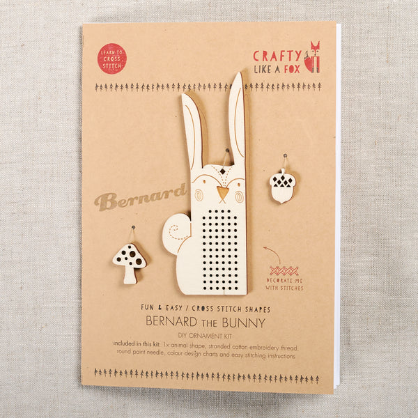Forest Friends Ornament Kits