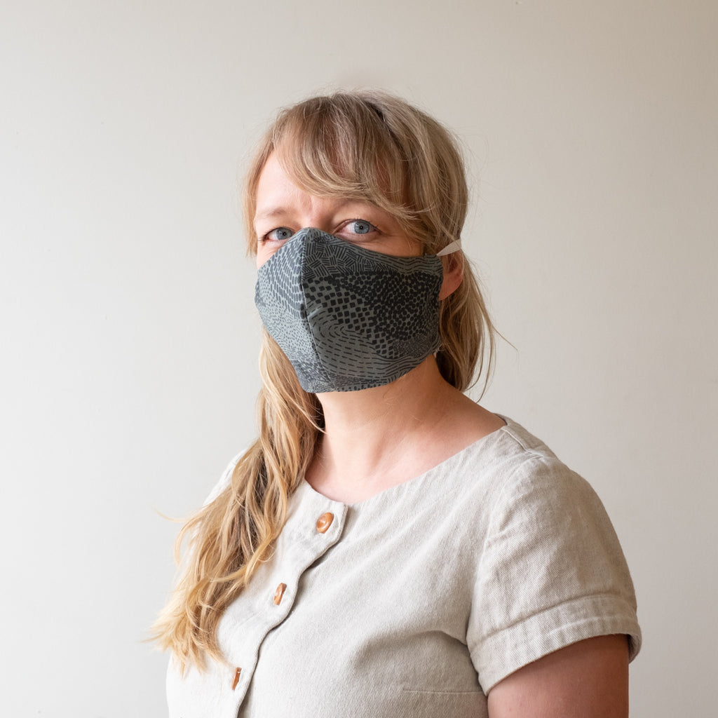 Elastic Strap Fitted Mask Kit