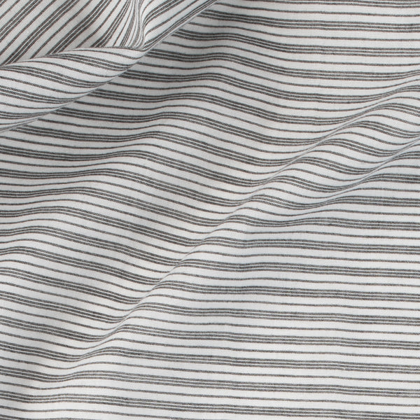 Sheer Cotton Stripe