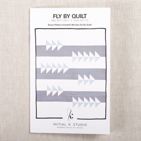 Fly By Quilt Pattern