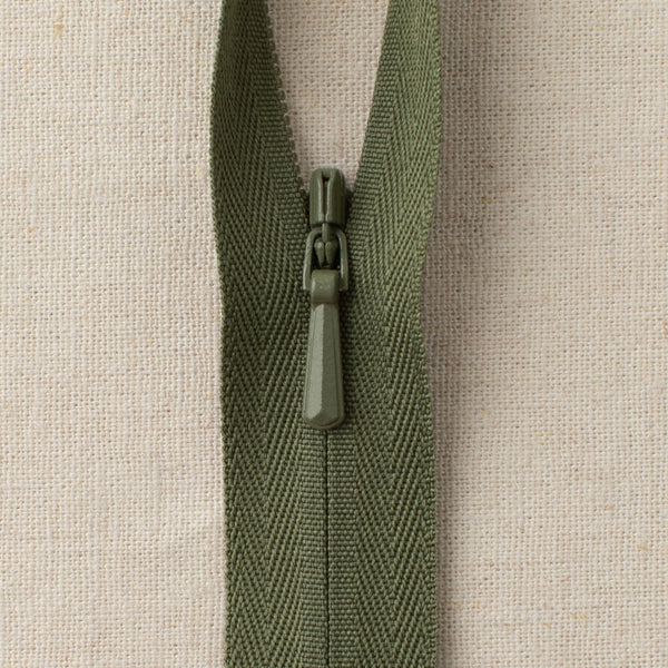 "YKK 9"" Invisible Zipper"