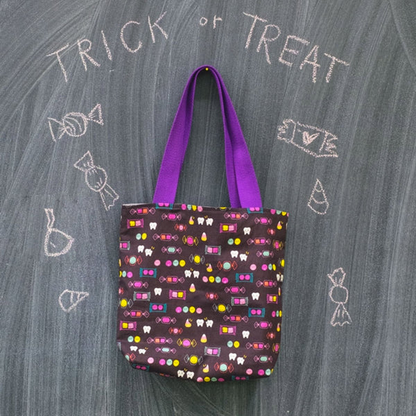 Kids Sewing 201: Trick or Treat Bag