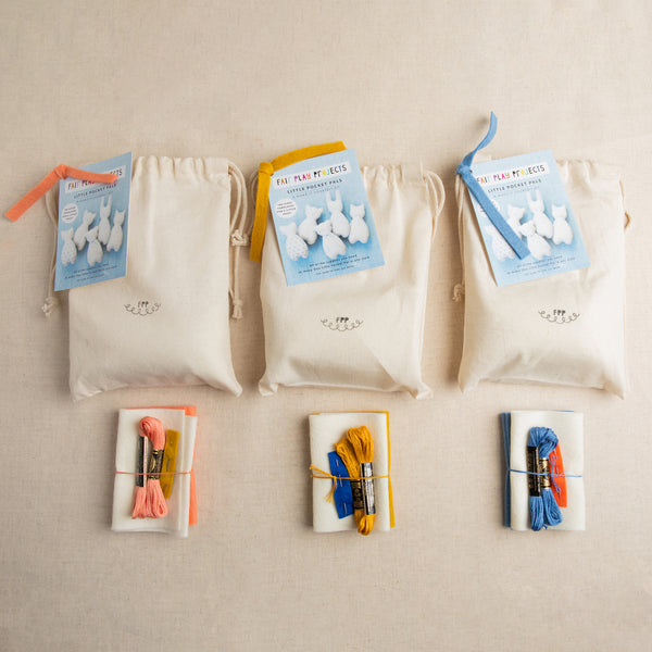 Small Little Pocket Pals Kit