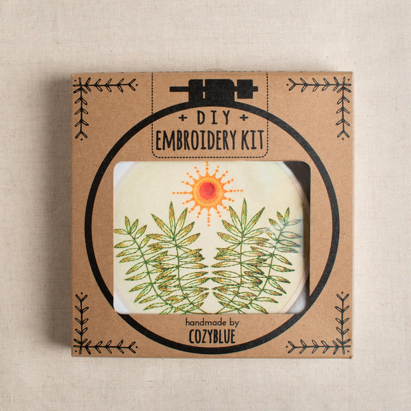 High Noon Embroidery Kit
