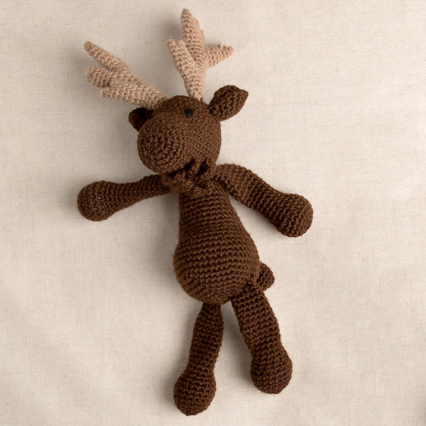 Logan the Moose Kit