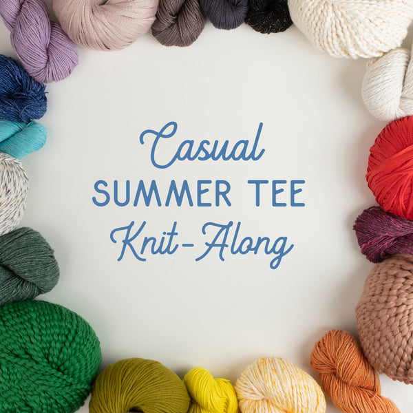 05/18 Casual Summer Tee KAL with Jaime and Amber