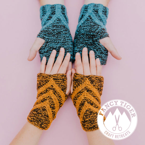 Kraai Mitts with Anna Maltz