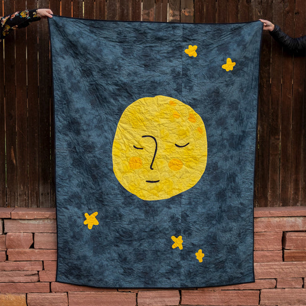 My Moon Quilt Kit