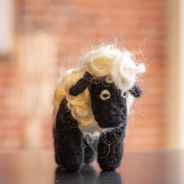 05/31 VIRTUAL Needle Felted Sheep