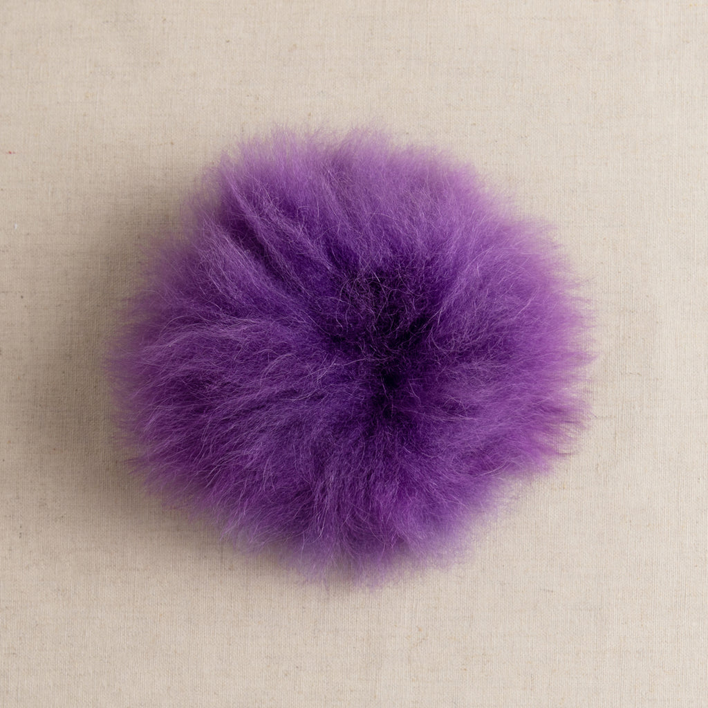 Interchangeable Alpaca Pom