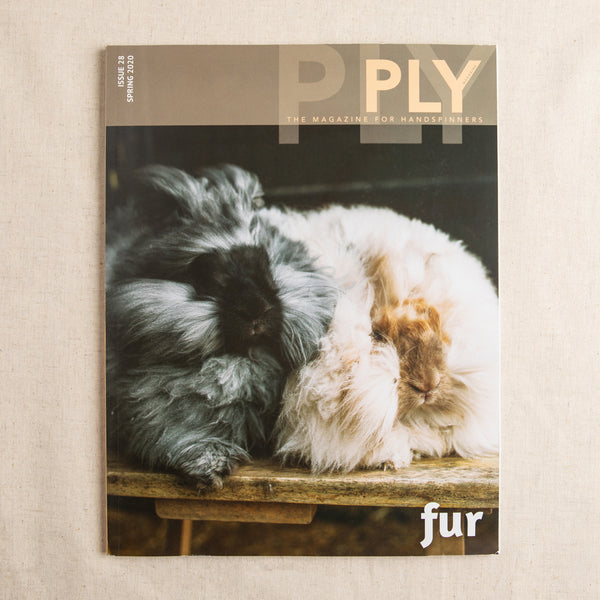PLY Magazine Issue 28: The Fur Issue