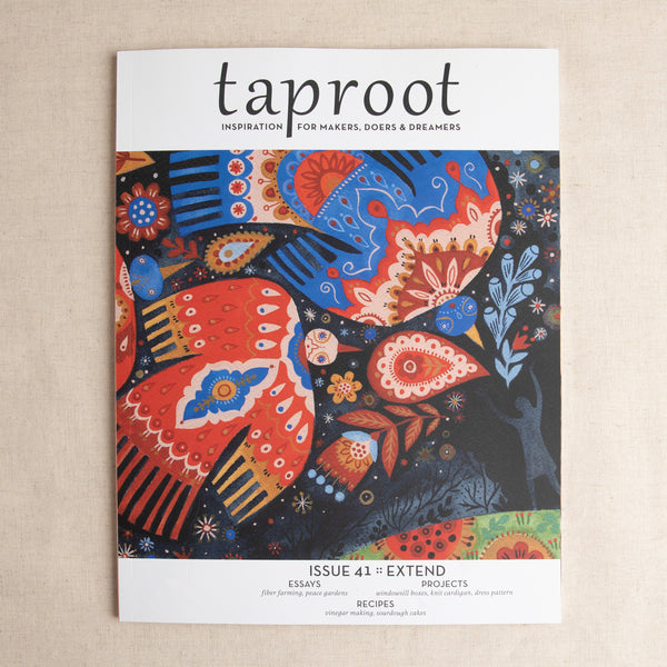 Taproot: Extend