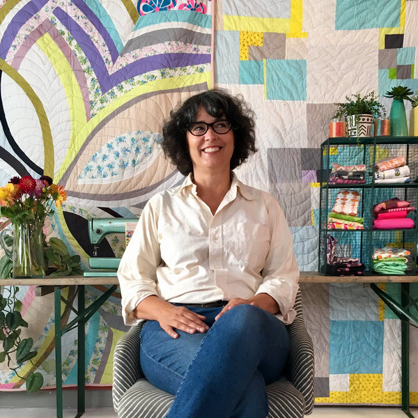 Improvise! Creating, Quilting & Living Courageously with Sherri Lynn Wood