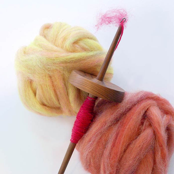Spinning 101: Drop Spindle