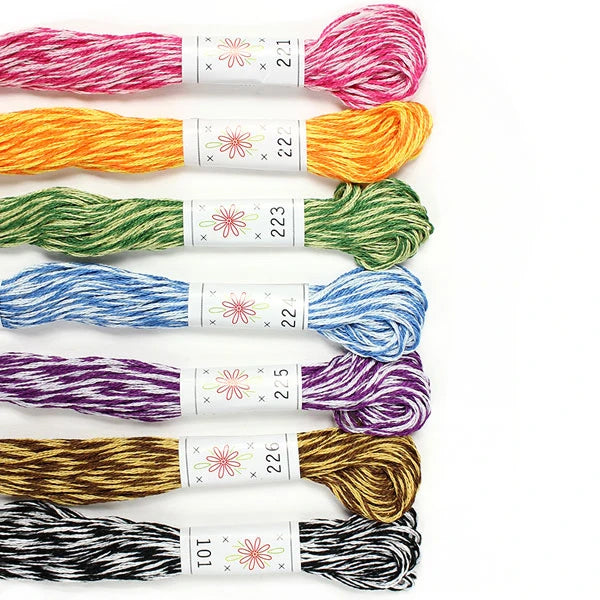 Sublime Embroidery Floss Palette Mingles