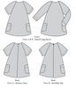 The Raglan Dress 3-8yrs