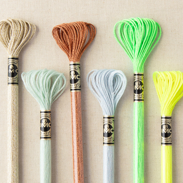 Specialty Embroidery Floss