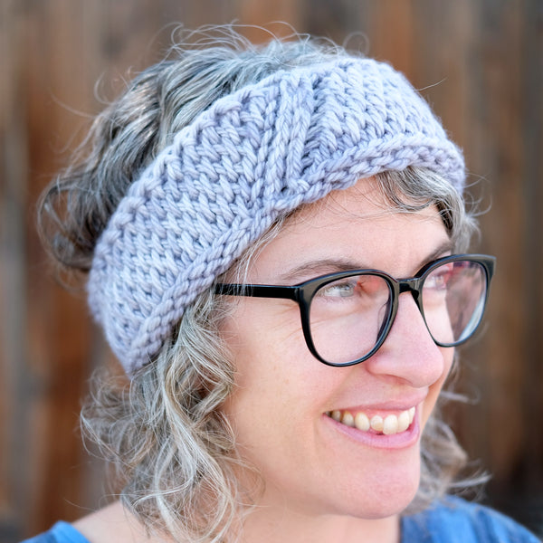 Tunisian Crochet 201: Ear Warmer