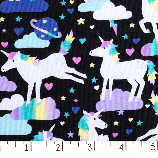 Unicorns in Space Jersey