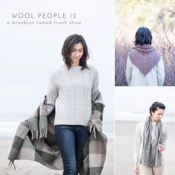 Wool People 12 Trunk Show