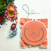 Be Still Embroidery Pattern
