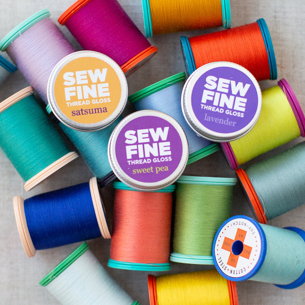 For Curbside Pickup: Sew Fine Thread Gloss