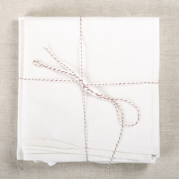 Blank Tea Towels — 2 Pack