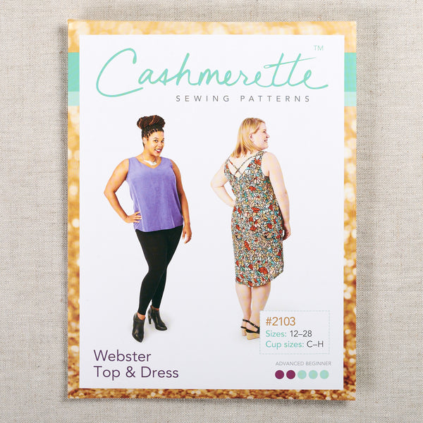 Webster Top & Dress Pattern