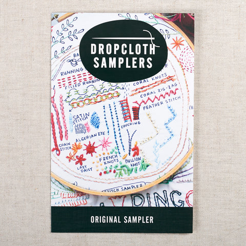 Dropcloth Samplers