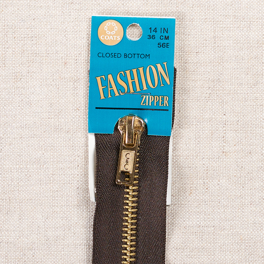 "14"" Fashion Zippers"
