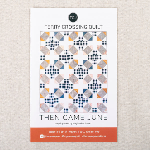 Ferry Crossing Quilt