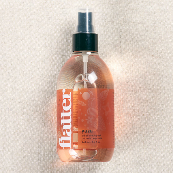 Flatter Smoothing Spray
