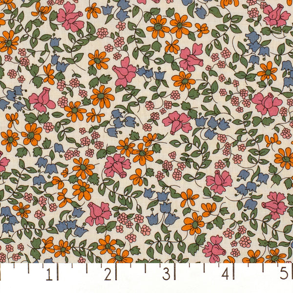 Emilia's Bloom Liberty Tana Lawn