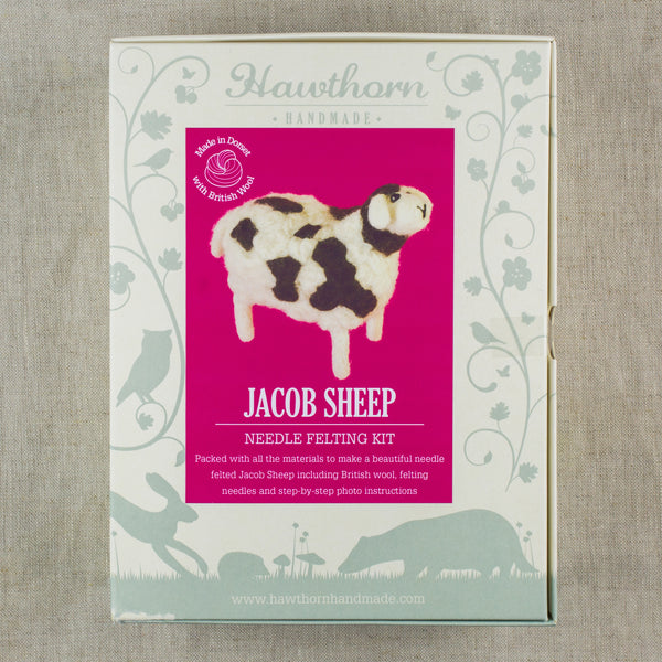 Jacob Sheep Felting Kit