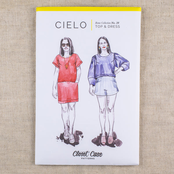 Cielo Top & Dress Pattern