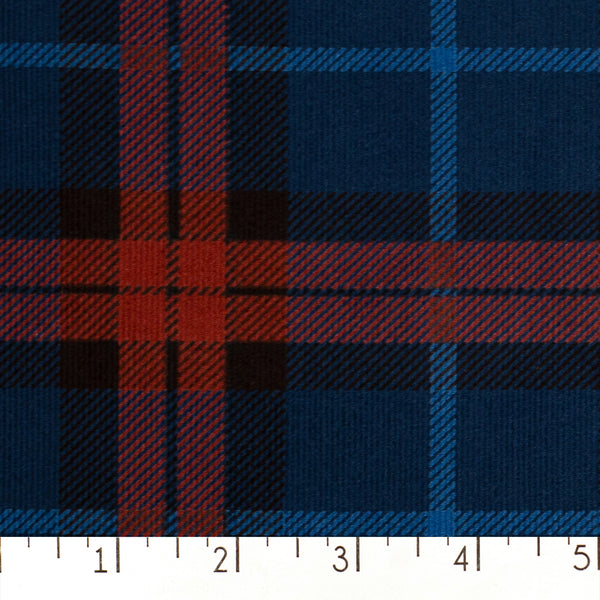 Plaid Corduroy