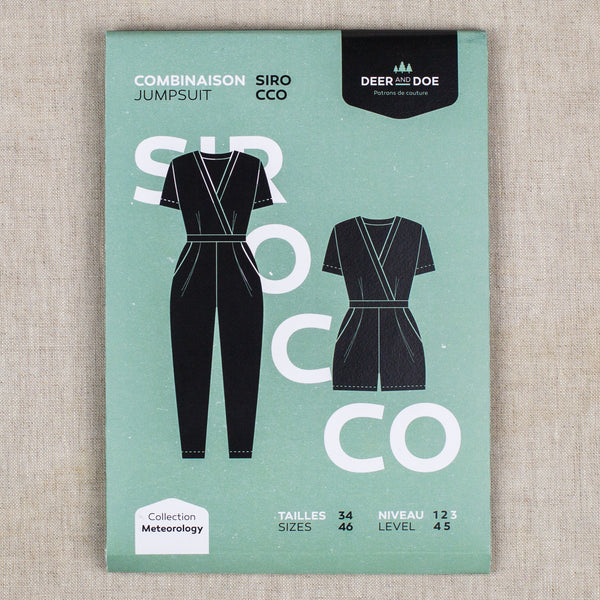 Sirocco Jumpsuit