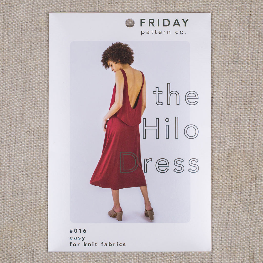 Hilo Dress Pattern