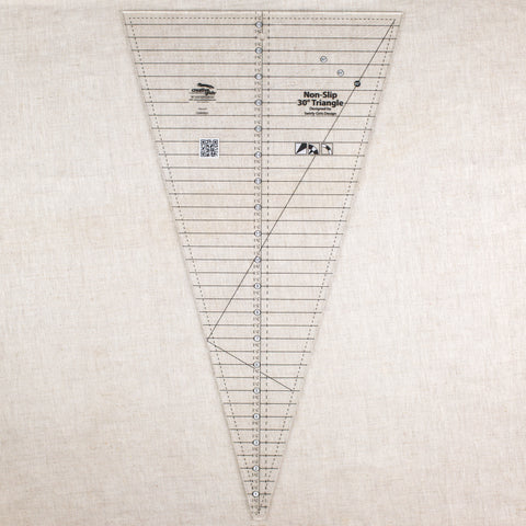 30 Degree Triangle Ruler