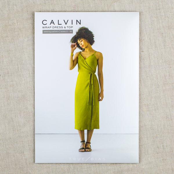 Calvin Wrap Dress & Top