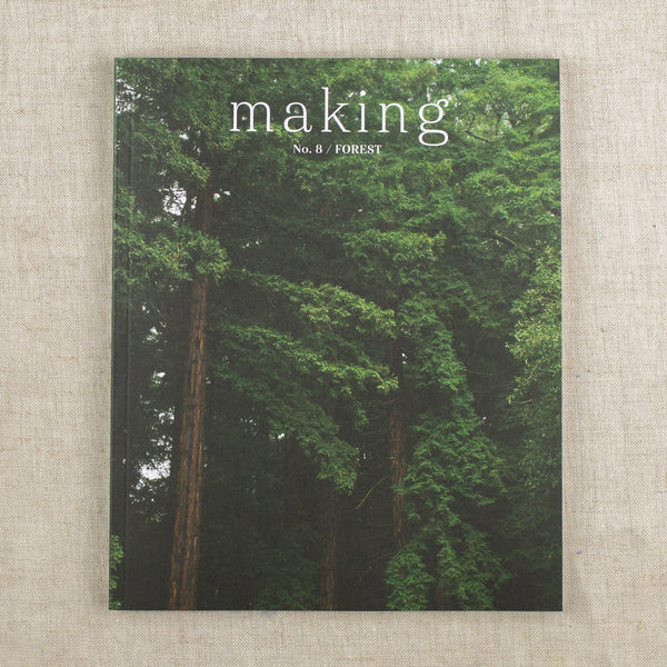 PRE-ORDER: Making No. 8 Forest