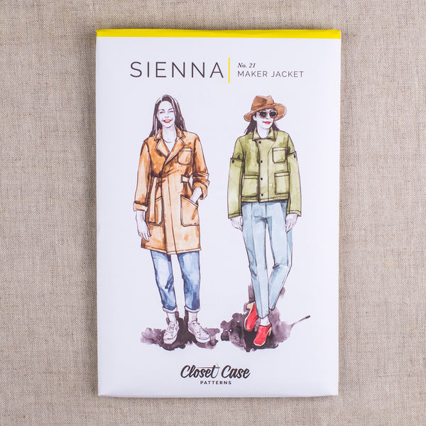 Sienna Maker Jacket