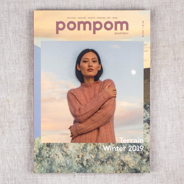 Pre-Order Pom Pom Quarterly Winter 2019