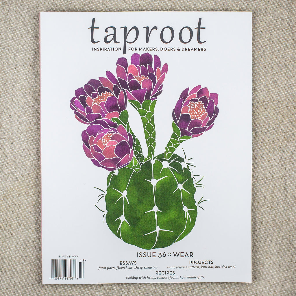 Taproot: Wear